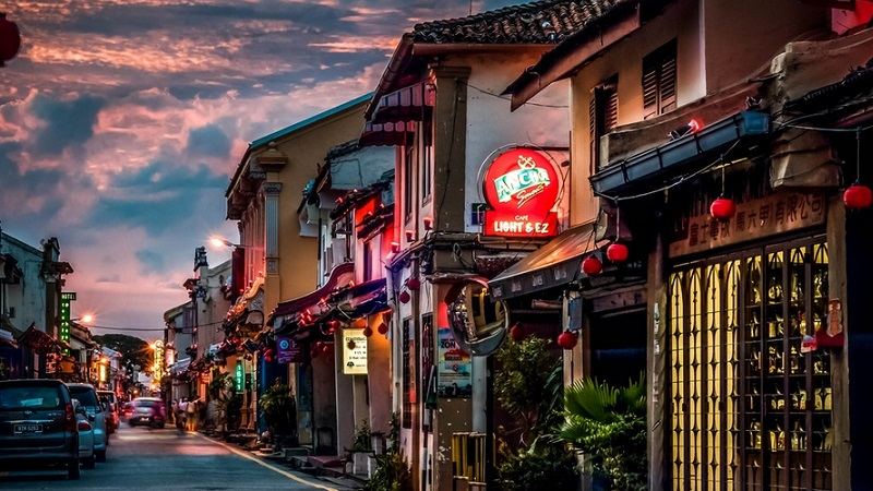 The 6 Best Hotels Near Jonker Street, Malacca, Malaysia