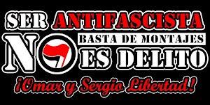 ¡¡Sergio y Omar Libertad!!