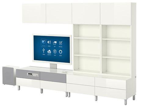 Arredo a modo mio uppleva di ikea il sistema multimediale per il soggiorno - Arredo soggiorno ikea ...