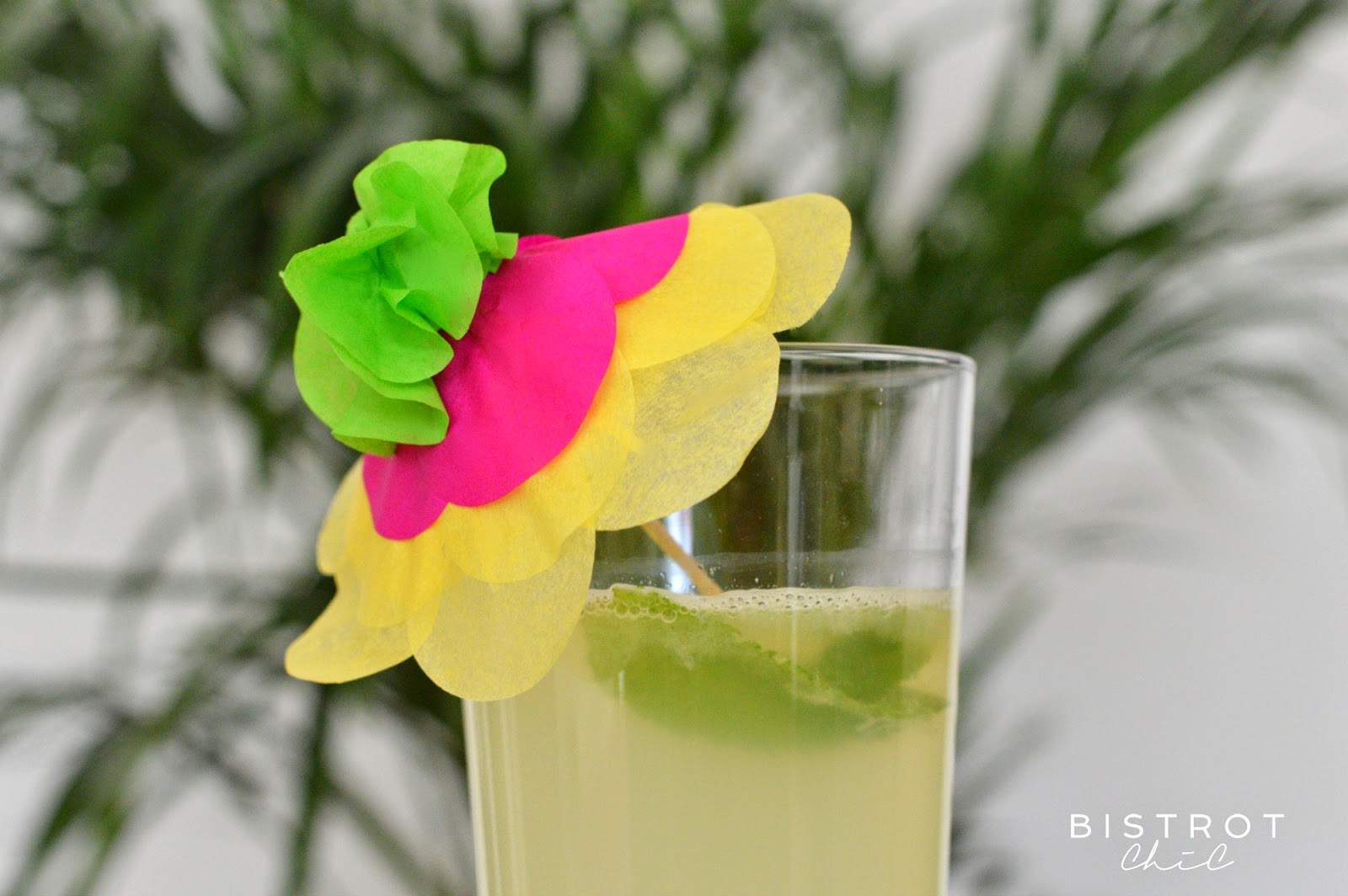 Drink Party Umbrellas by BistrotChic