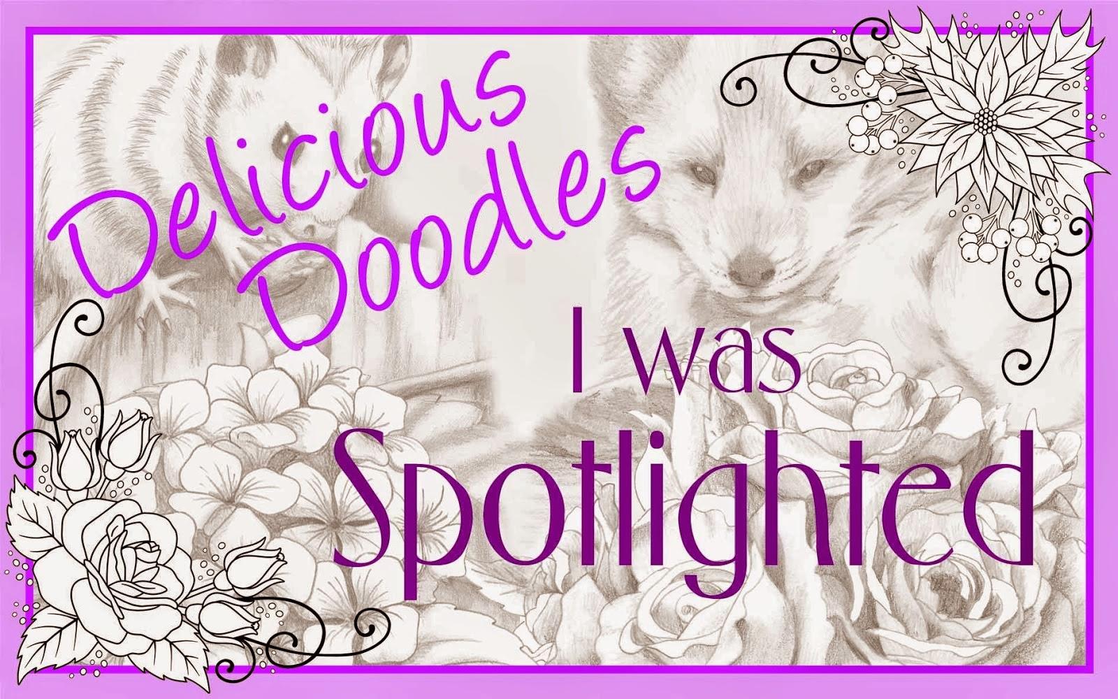 delicious doodles spotlight