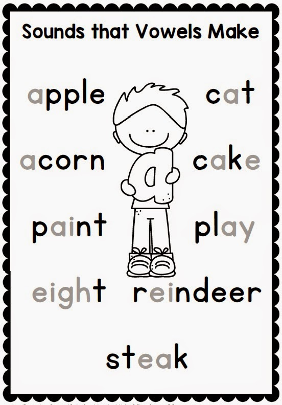 Clever Classroom: Vowel Sounds