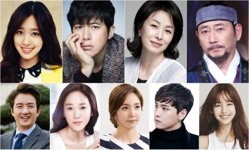 Go Soo dan Bintang Top Korea Lainnya Konfirmasi Peran di DRAMA FLOWER IN PRISON