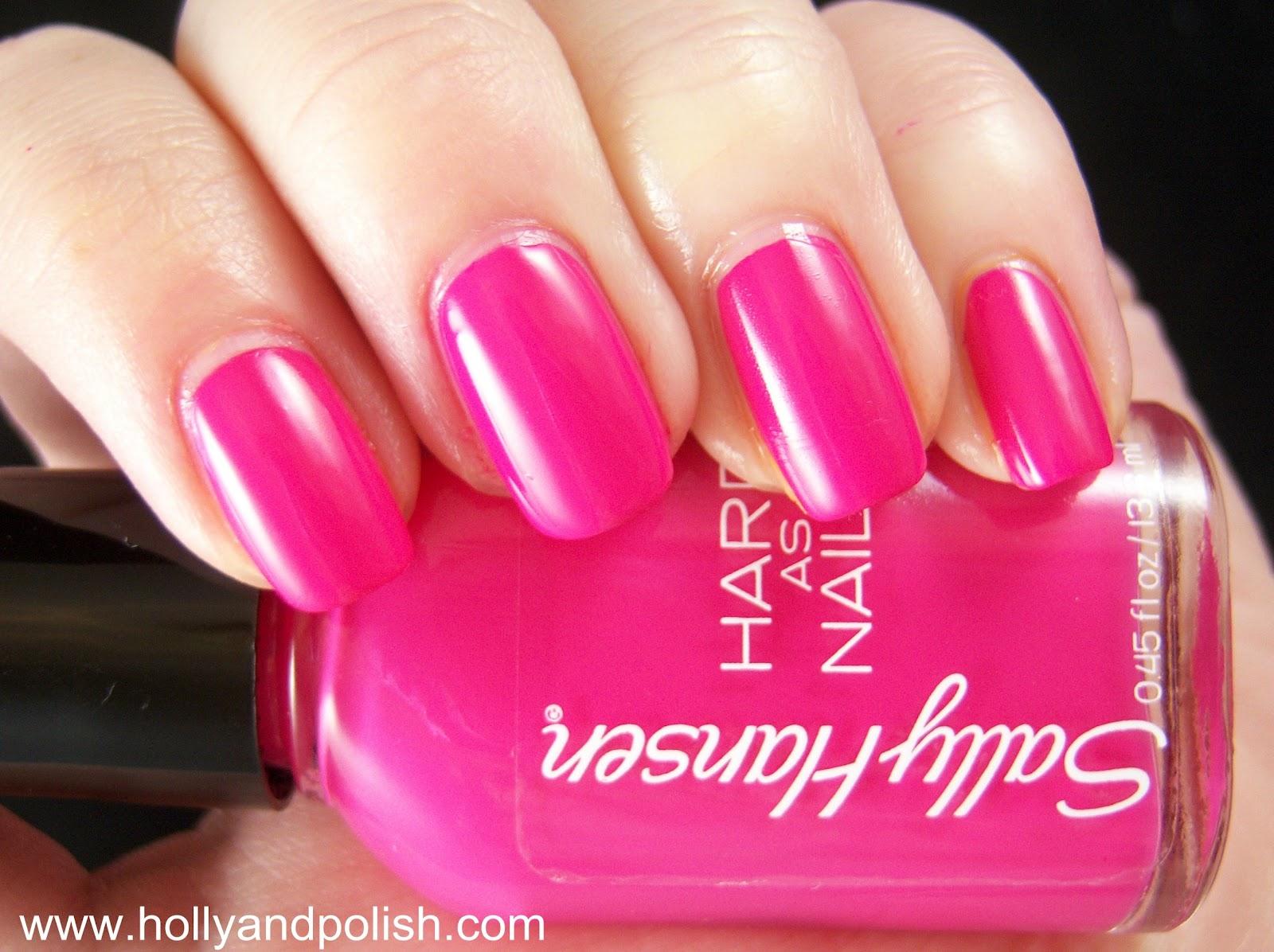 Holly and Polish: A Nail Polish and Beauty Blog: Sally Hansen Love Rocks