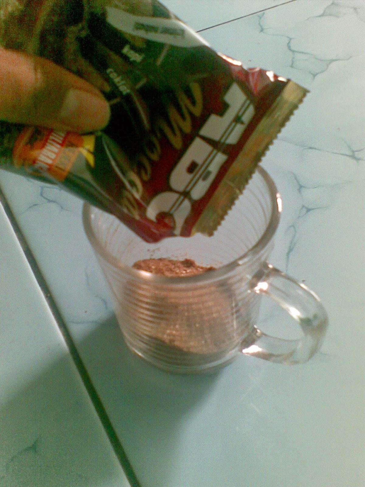 Resep dan teknik cara membuat kopi susu bubuk instan yang benar dan enak