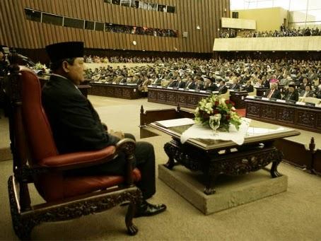 Ciri-ciri sistem pemerintahan presidensial