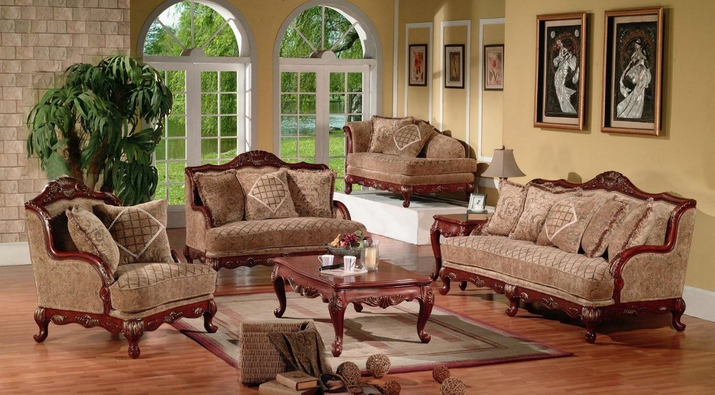 Antique Victorian Sofa Set Set