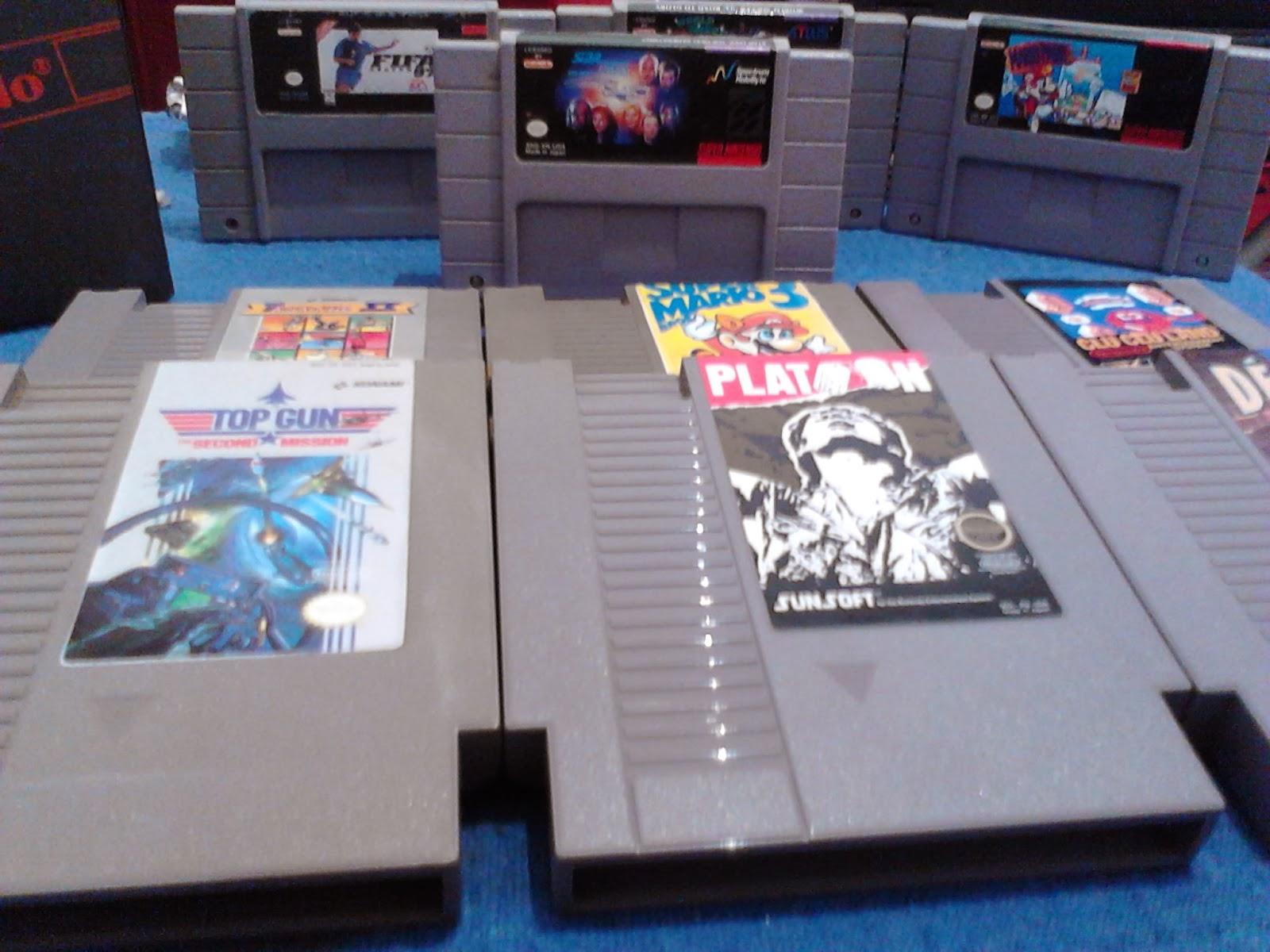 URUPANDA  ( COMPRA - VENTA - CANJE ) NES, Snes, Genesis, Megadrive, Family IMG_20140125_142249_0