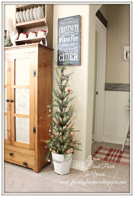 Christmas Tree Kitchen