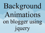 background-animation-blogger