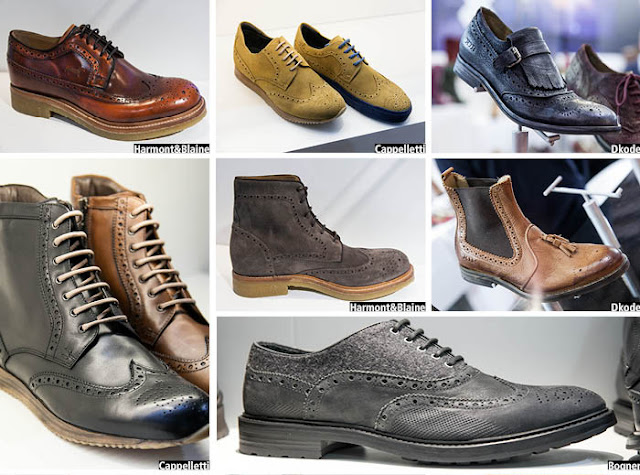 Calçados masculinos - Inverno 2014