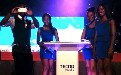 TECNO 'Phantom A' Smart Phone