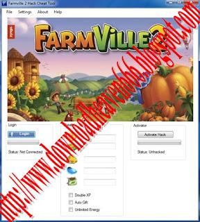 Facebook FarmVille 2 Hack Cheat Tool v2.8.3