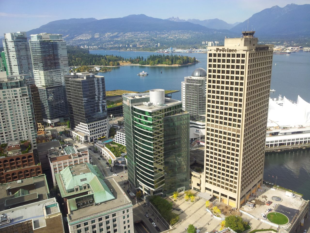 world cities for august 2012 ranks vancouver third in the world out of