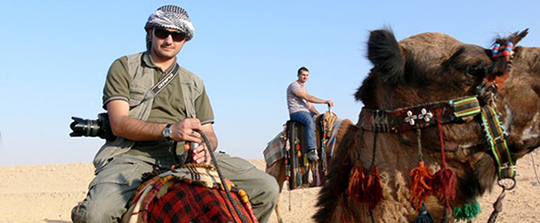 Emad Al Sagheer | The Virtual Traveler | Palmyra | Syria