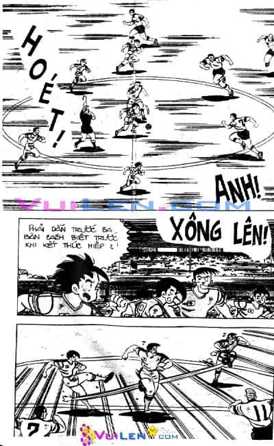 Jindodinho - Đường Dẫn Đến Khung Thành III Tập 33 page 12 Congtruyen24h