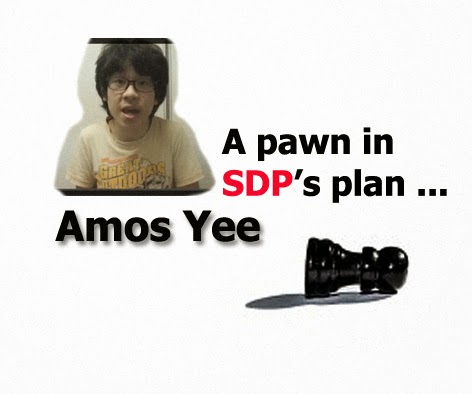 Amos Yee Youtube Rant Lee Kuan Yew