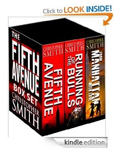 Free eBook Feature: The Fifth Avenue Series Boxed Set by Christopher Smith
