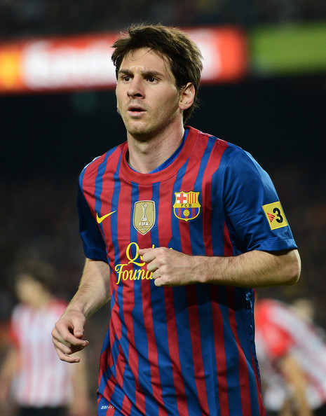 Lionel Messi Profile and Latest Photographs 2012