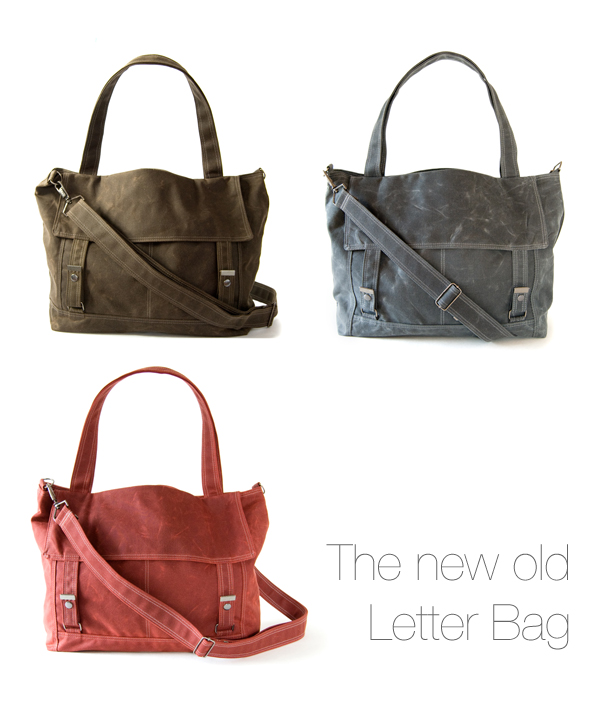 The New Old Letter Bag