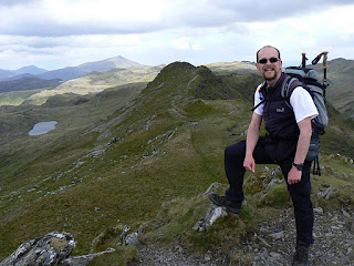 The superb climb up on to Cnicht was definitely one of my favourite walks of 2011