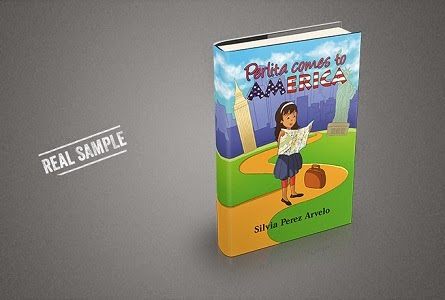 perlita book, bilingual children's book, latina protagonist