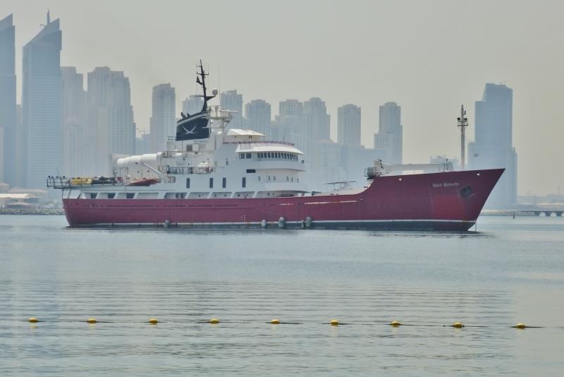 Superyacht BART ROBERTS