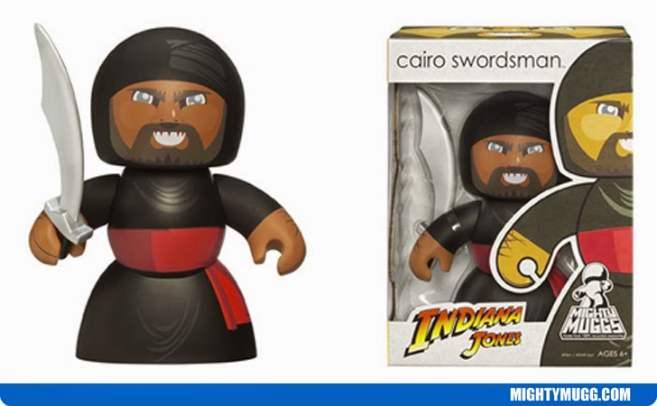 Cairo Swordsman Indiana Jones Mighty Muggs Wave 1