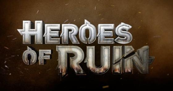 Heroes of Ruin [Nintendo 3DS] Heroes-of-Ruin-Logo
