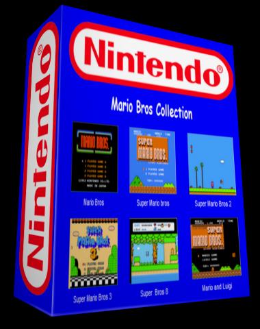 Mario Bros Collection PC GAME Mario Bros Collection  PC