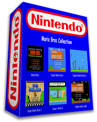 Mario Bros Collection (PC-GAME)