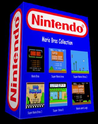 Mario Bros Collection (PC-GAME)