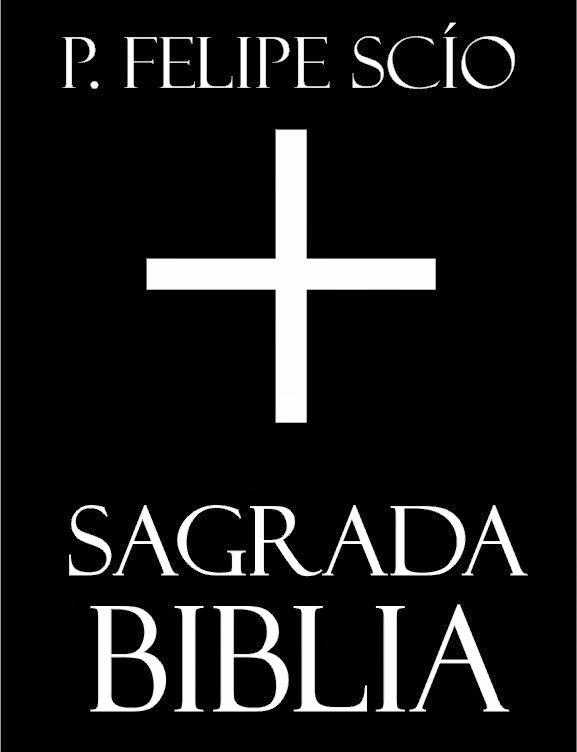 Descargar Biblia de P. Felipe Scío