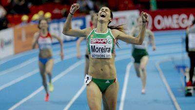 Sara Moreira Campeã Europeia dos 3000 metros - Última Volta