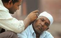 Ινδία.  Οι «καθαριστές αυτιών»