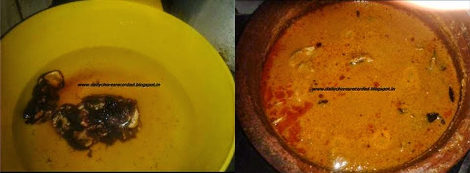 Fish Curry Tamilnadu Style
