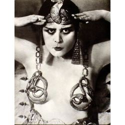 Flashback Summer:  Get the Look- Theda Bara