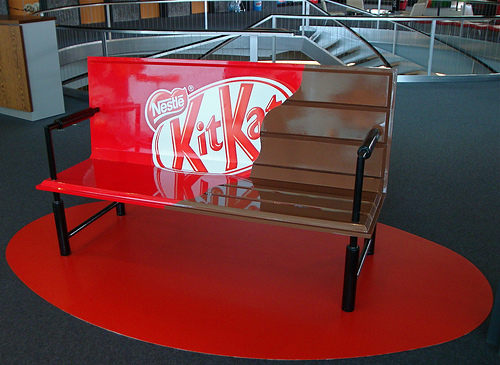 kit kat marketing Jpa has worked closely with nestl malta limited to put together a creative and fun way to help consumers relieve some of their daily stress through a multi-faceted kit kat marketing campaign, encompassing various interactive on-line and off-line marketin.