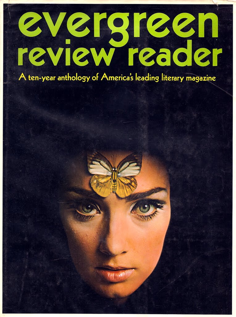 Sweet freedom ffb the evergreen review reader 1957 66 for Evergreen magazine