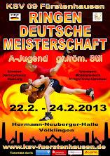 22.-24.02.2013 Deutsche Meisterschaft