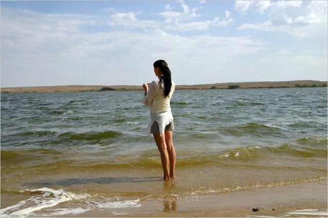 Актюбинское водохранилище