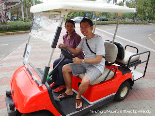 Ancol trip - The Buggy