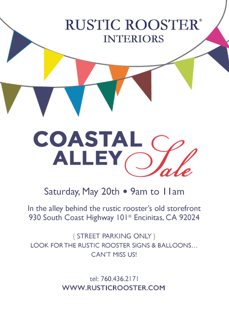 coastal alley sale
