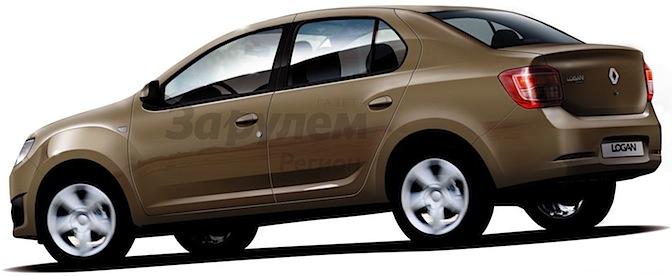 Nuevo Renault Logan y Sandero 2013 para Argentina - Fan de Autos