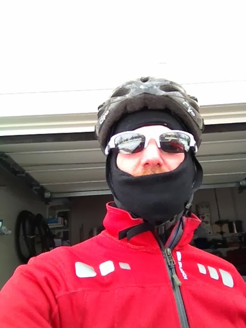 Jon Soden - Cold Weather Biking