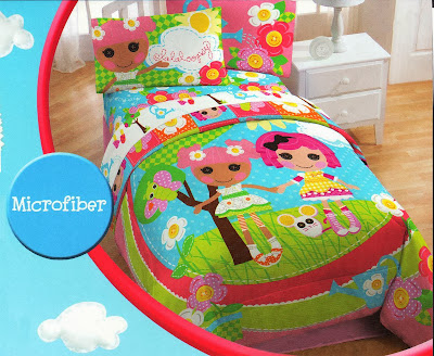 lalaloopsy bedding on sale