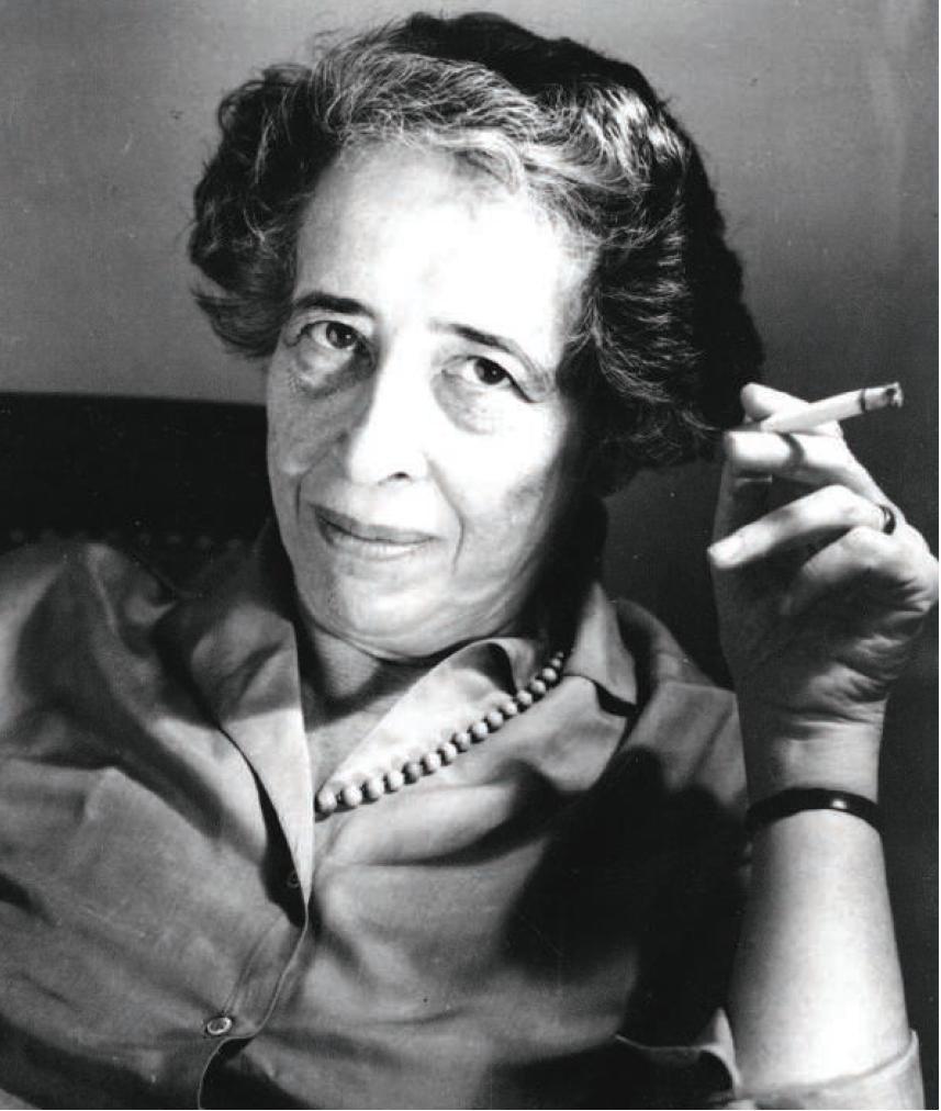 39 obras de Hannah Arendt, Adorno, Benjamin e Habermas disponíveis para download
