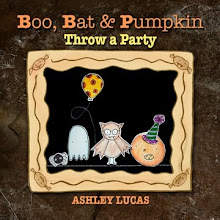 Boo, Bat & Pumpkin Throw a Party