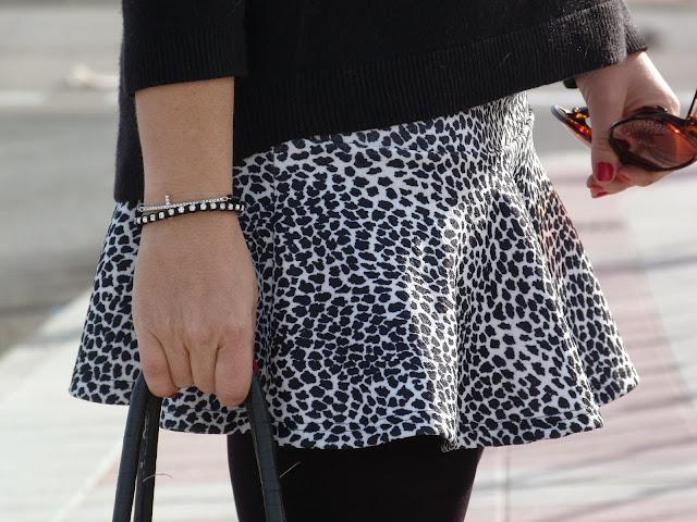 Falda cebra 11