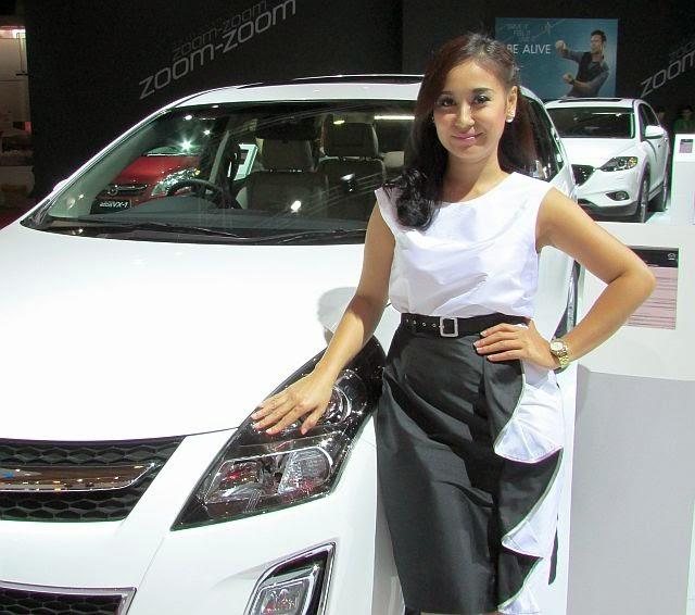 SPG Mazda IIMS 2014
